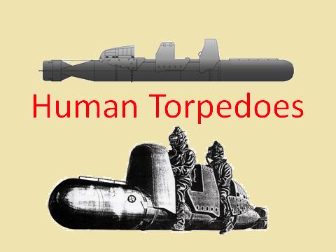 hman orpedoes