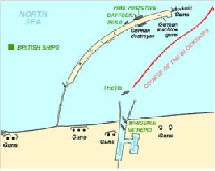 Zeebruggemap